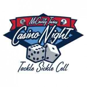Tackle SC - Casino Night